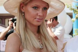 Ekaterina Rybolovleva. Click either photo to go to a slideshow of more islands owned by the super-rich.