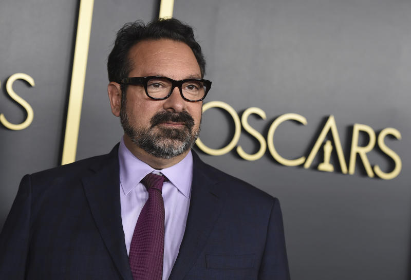 James Mangold arrives at the 92nd Academy Awards Nominees Luncheon at the Loews Hotel on Monday, Jan. 27, 2020, in Los Angeles. (Photo by Jordan Strauss/Invision/AP)
