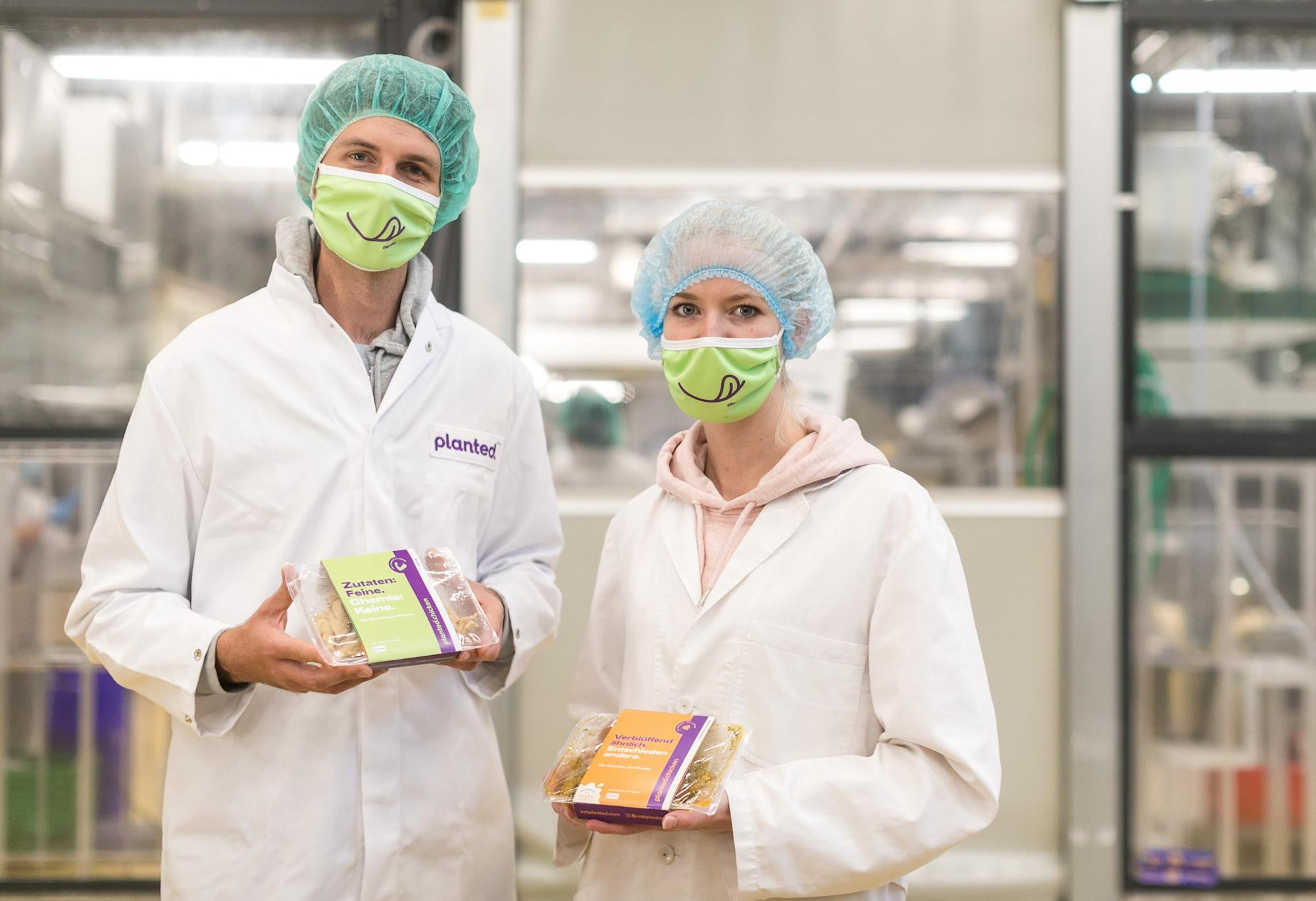 Swiss maker of meat alternatives Planted will expand and diversify with $18M Series A