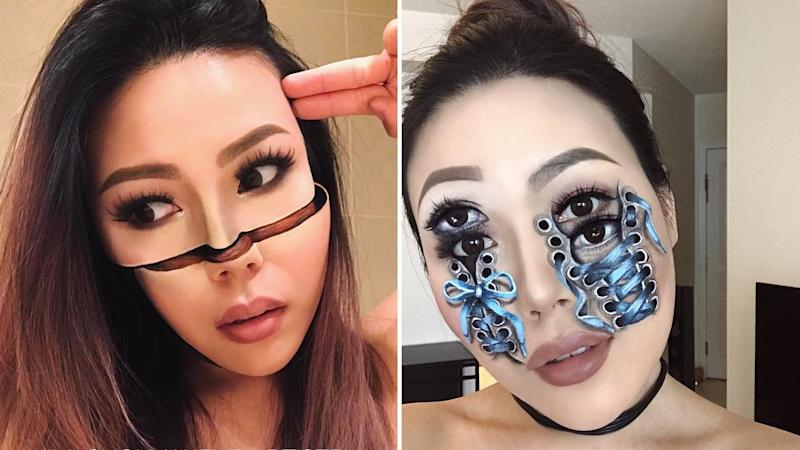 If you're one of Mimi Choi's 130,000 followers, you know the Vancouver, Canada-based makeup artist is seriously talented.