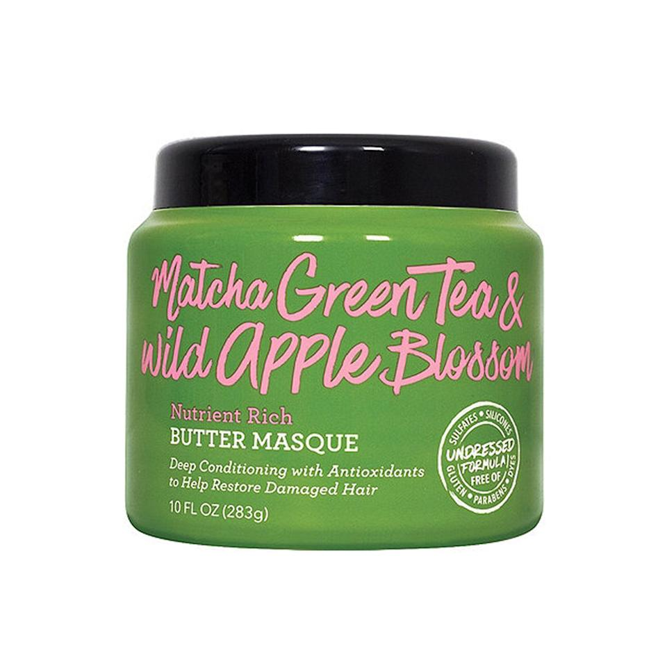 """""""This masque is great for adding moisture back to my hair, and the smell is AMAZING!"""""""