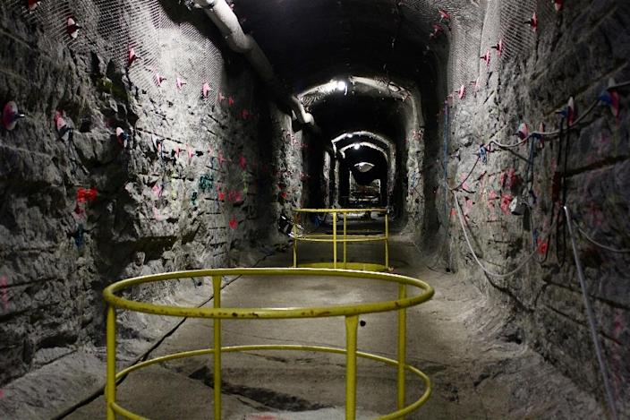 The world's first underground repository for highly radioactive nuclear waste, at the Olkiluoto nuclear power plant on the island of Eurajoki in western Finland (AFP Photo/Sam Kingsley)