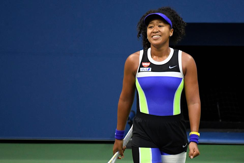 Naomi Osaka was the highest paid female athlete in the world last year, according to Forbes.