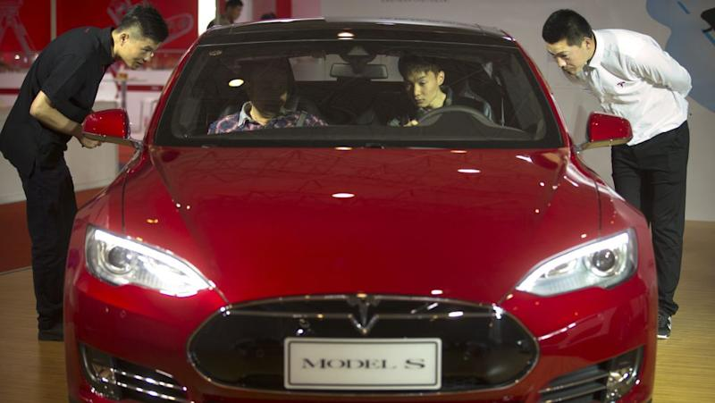 Is There a Spark Ahead for Tesla, Inc. (NASDAQ:TSLA)?