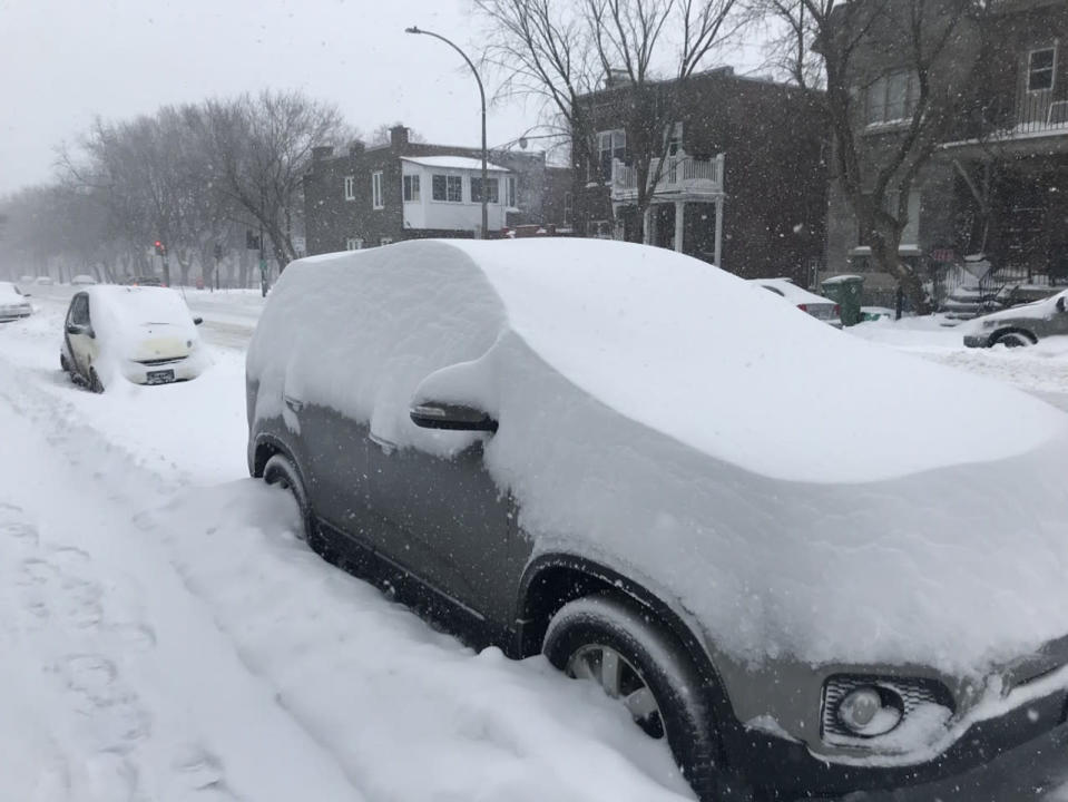 Significant storm could drop 30 cm of snow on parts of Quebec
