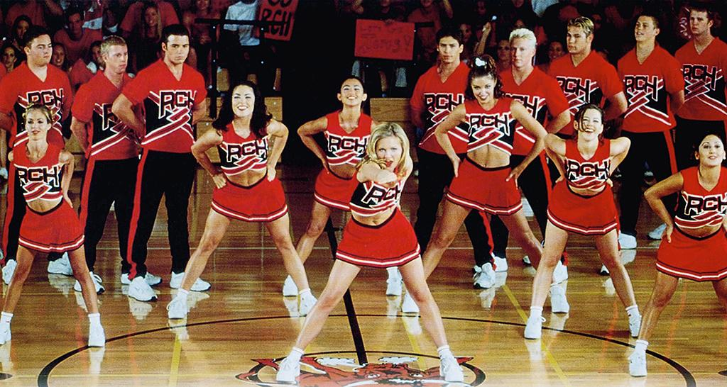 Bring It On-Athon  - 9 am to 7 pm EST - ABC Family