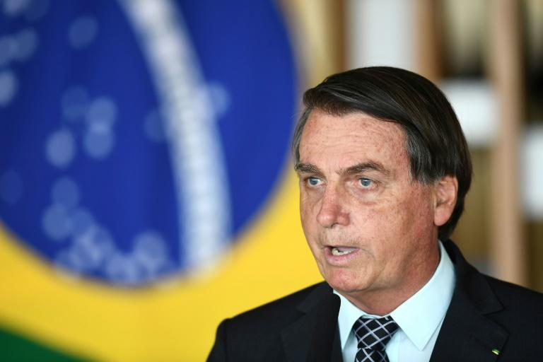 Brazilian President Jair Bolsonaro reiterated his support for his US counterpart Donald Trump's re-election