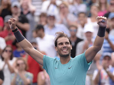 Rogers Cup: Rafael Nadal thrashes Daniil Medvedev in straight sets, secures 35th ATP 1000 Masters title in Montreal
