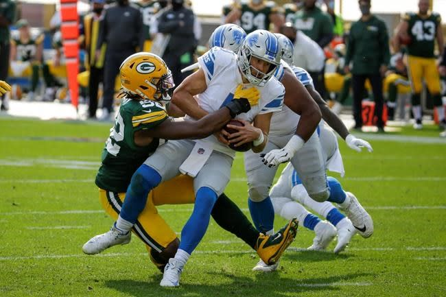 Packers' defence seeking to avoid 'roller coaster moments'