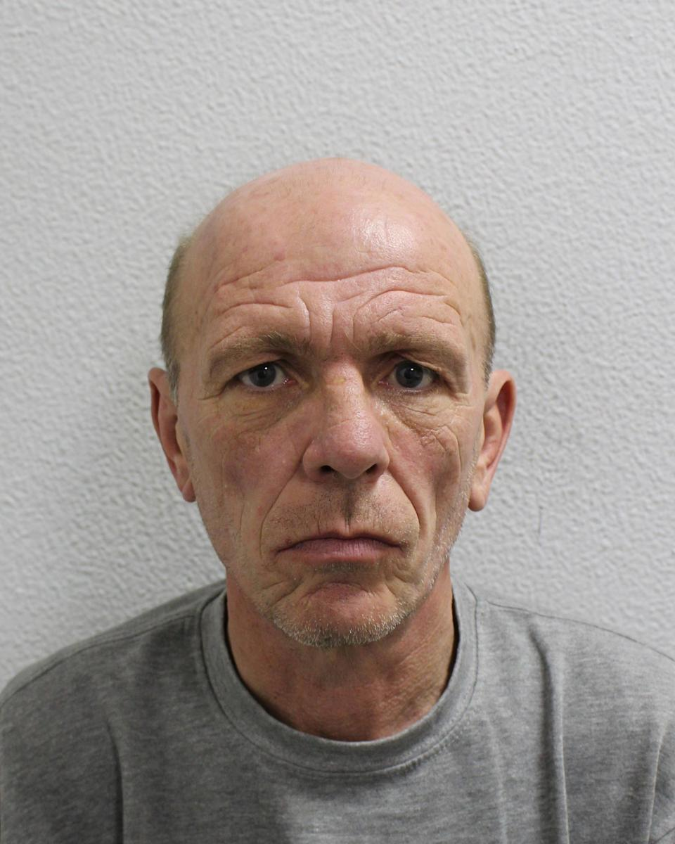 Daniel's father Robert Grogan was found guilty of manslaughter (Met Police)