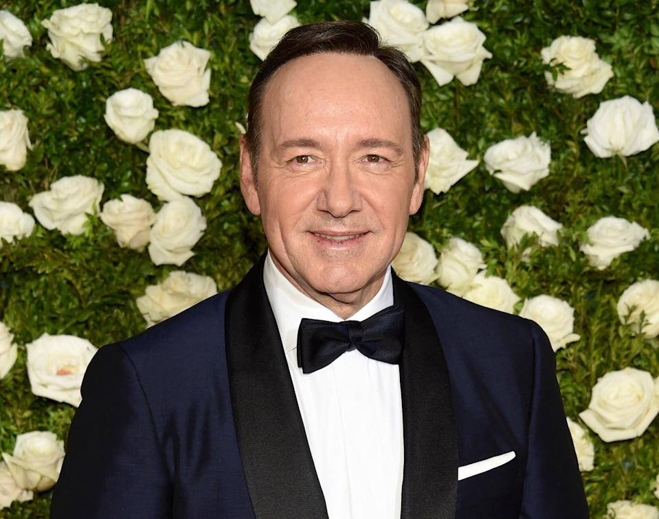 Sexual Harassment Kevin Spacey (2017 Invision)