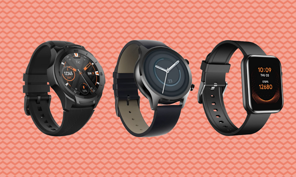 Save big on top-rated smartwatches today! (Photo: Amazon)