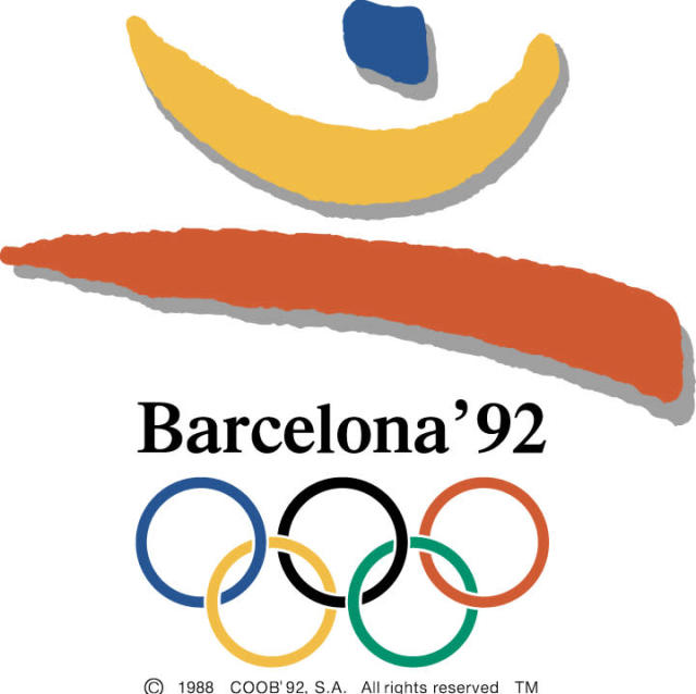 <p>Barcelona Summer Games in 1992. (IOC)</p>