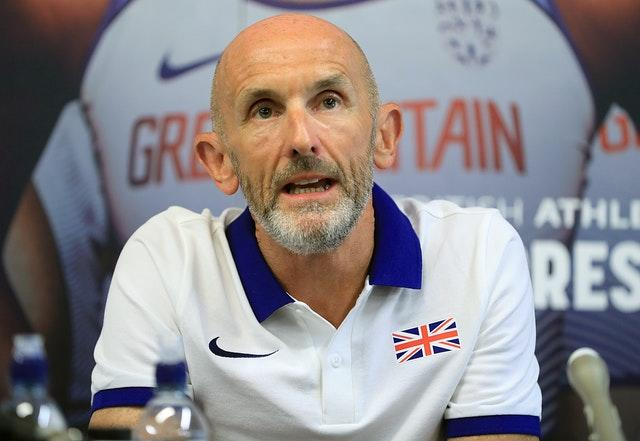 Neil Black stood down as performance director at the end of October
