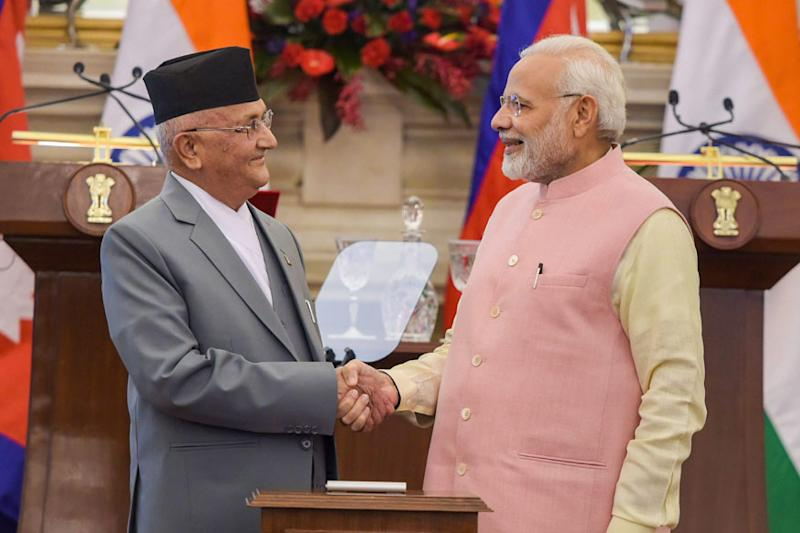 Nepal, India Agree to Enhance Cooperation in Fight Against Coronavirus