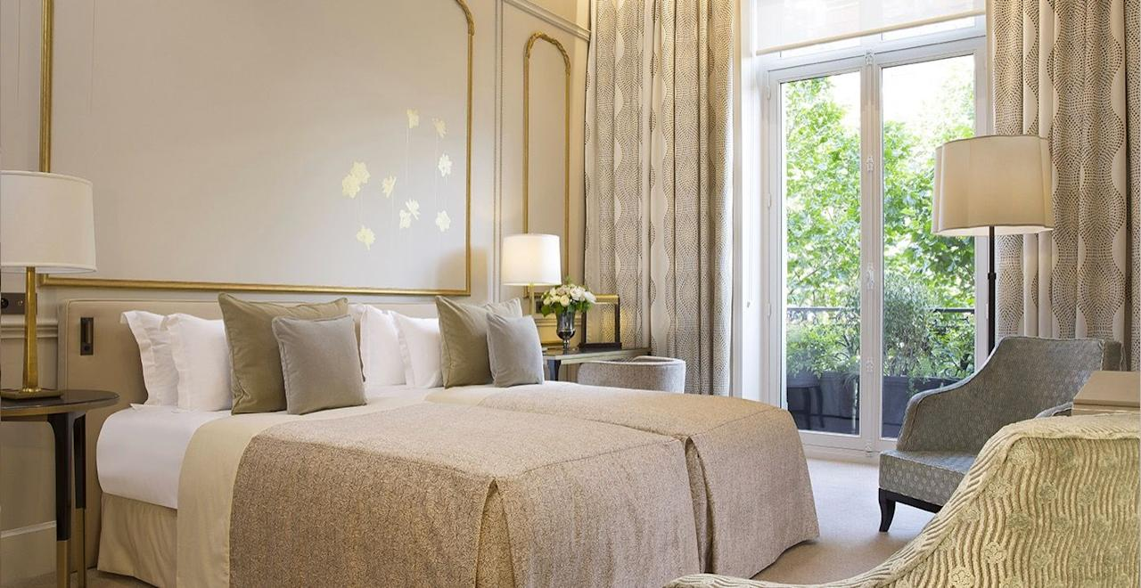 "<p>It's no secret that a hotel can make or break your <a href=""https://www.elledecor.com/design-decorate/house-interiors/a27435048/cortney-bishop-island-getaways/"" target=""_blank"">vacation</a>. And if you're an <a href=""https://www.elledecor.com/design-decorate/interior-designers/g3355/interior-design-terms/"" target=""_blank"">interior design buff</a>, there are certain amenities that are simply non-negotiable. Beyond exceptional service, a hotel's rich history, impeccable design details, and location can all determine whether or not it's worth booking a reservation. </p><p>If you're planning a visit to the City of Light, lucky for you, we've eliminated one item off your to-do list: finding the perfect hotel. Keep scrolling for a look at 12 boutique hotels in Paris that are a dream for design lovers. </p>"