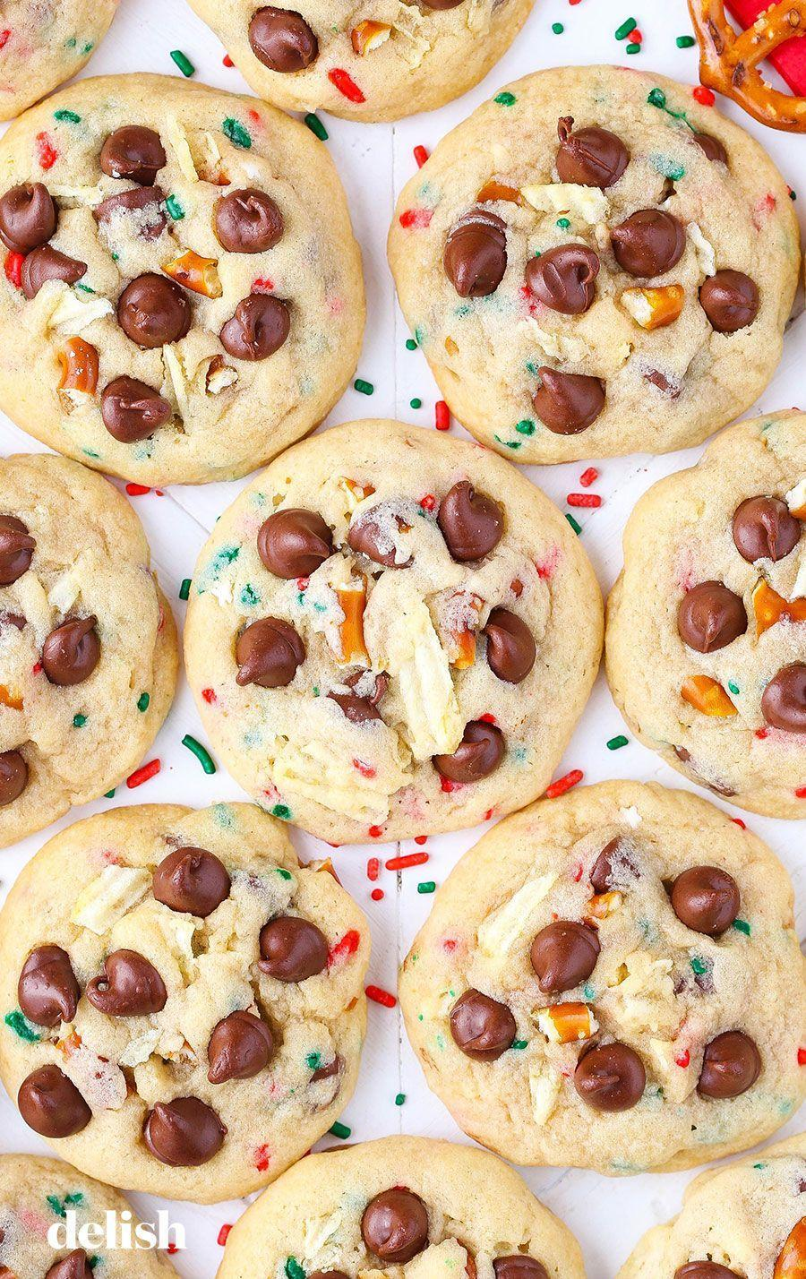 """<p>Don't let the name fool you—these cookies are a treasure.</p><p>Get the recipe from <a href=""""https://www.delish.com/cooking/recipes/a50432/santas-trash-cookies-recipe/"""" rel=""""nofollow noopener"""" target=""""_blank"""" data-ylk=""""slk:Delish"""" class=""""link rapid-noclick-resp"""">Delish</a>.</p>"""