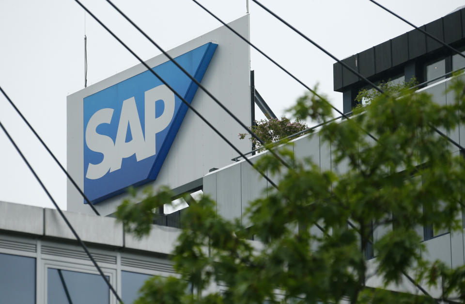 SAP headquarters in Walldorf, Germany. Photo: Ralph Orlowski/Reuters