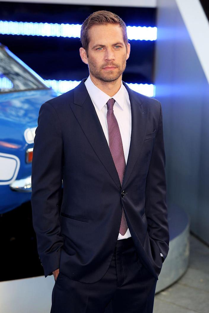 <p>Paul Walker was the long-standing star of the<em> Fast and Furious</em> franchise and made his final appearance in the series in the <em>Fast & Furious 6</em>. Sadly, he passed away from a car accident in 2013.</p>