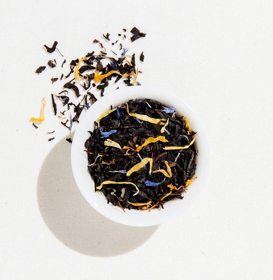 """<p><strong>Art of Tea</strong></p><p>artoftea.com</p><p><strong>$20.00</strong></p><p><a href=""""https://go.redirectingat.com?id=74968X1596630&url=https%3A%2F%2Fwww.artoftea.com%2Fproducts%2Fbrooklyn&sref=https%3A%2F%2Fwww.esquire.com%2Flifestyle%2Fg2121%2Fmothers-day-gift-guide%2F"""" rel=""""nofollow noopener"""" target=""""_blank"""" data-ylk=""""slk:Buy"""" class=""""link rapid-noclick-resp"""">Buy</a></p><p>Mom savors her morning tea, so gift her a new blend: rich black tea with sweet notes of Madagascar vanilla. That's 60 cups of perfection right there. </p>"""