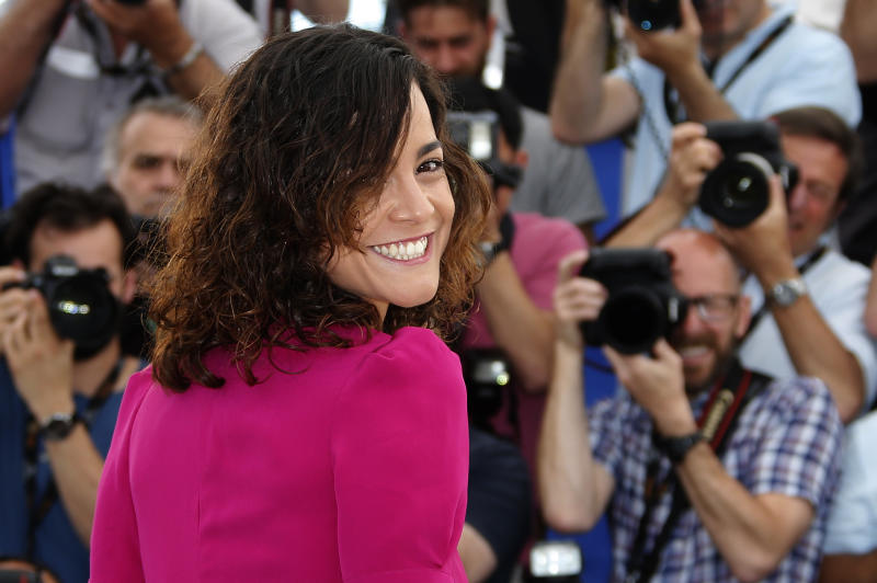 "Cast member Alice Braga poses during a photocall for the film ""El Ardor"" (The Ardor) presented as part of the specials screenings at the 67th Cannes Film Festival in Cannes May 18, 2014. REUTERS/Eric Gaillard (FRANCE - Tags: ENTERTAINMENT HEADSHOT)"