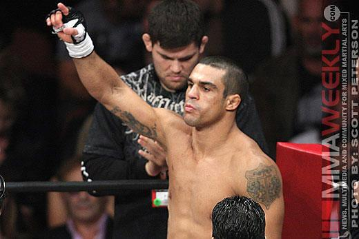 Vitor Belfort Says His Doctor is Advising Him of a 90-Day Window to Adapt to Training Without TRT