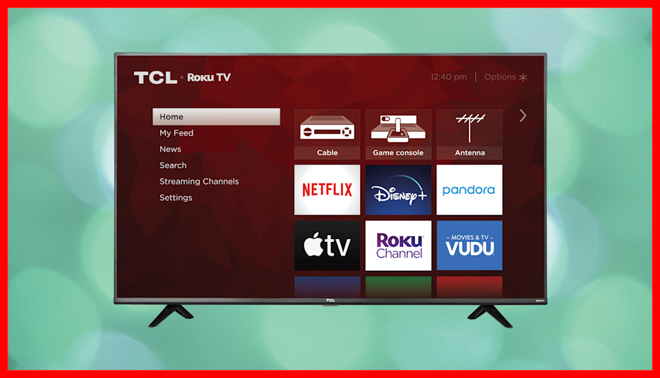 Score this TCL 55-inch 4K TV for less than $150! (Photo: Walmart)