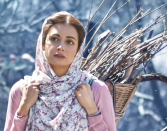 Dia was one of the surprise packages of the year, as far as web series go. For ZEE5's <em>Kafir</em>, she exceeds herself playing Kainaz, a woman from Pakistan-occupied Kashmir who finds herself on the other side of the border accused of being a militant. Over her career, Dia's stunning looks tended to overshadow her acting chops. She's an underrated performer, and now given the platform, she has delivered a poignant performance as a single mother stuck in prison.