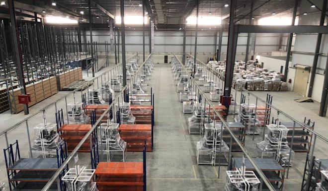 Jollychic owns two warehouses in Saudi Arabia and UAE, a customer service centre in Jordan, and a distribution centre in Bahrain. Photo: Handout