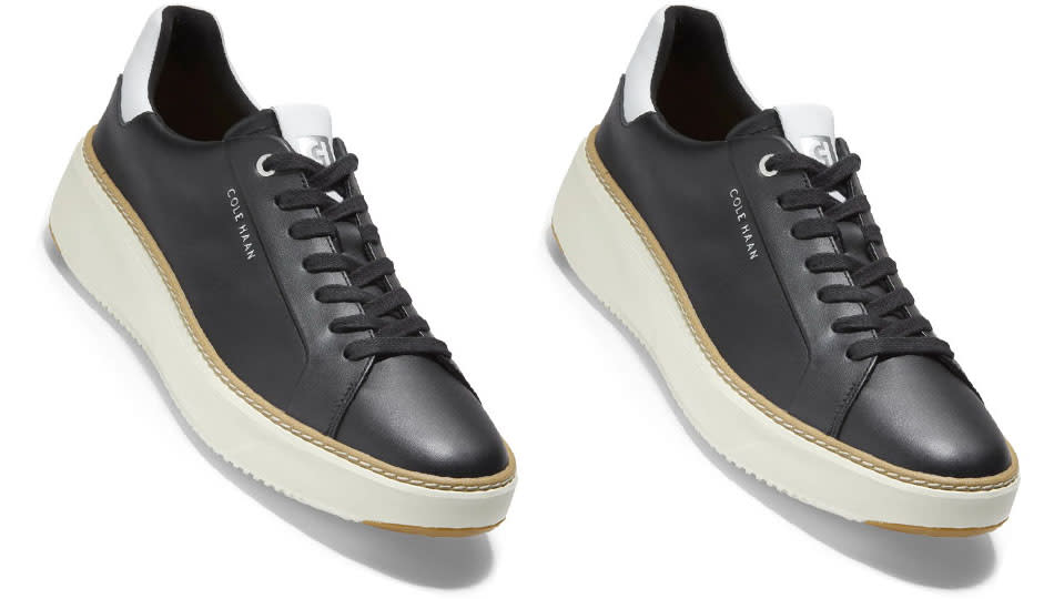 These Cole Haan sneakers can be dressed up or down. (Photo: Cole Haan)