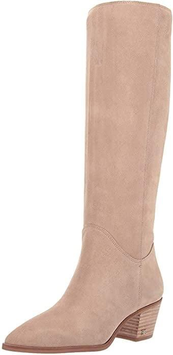 <p>Customers rave about these <span>Sam Edelman Rowena Knee-High Boots</span> ($168).</p>