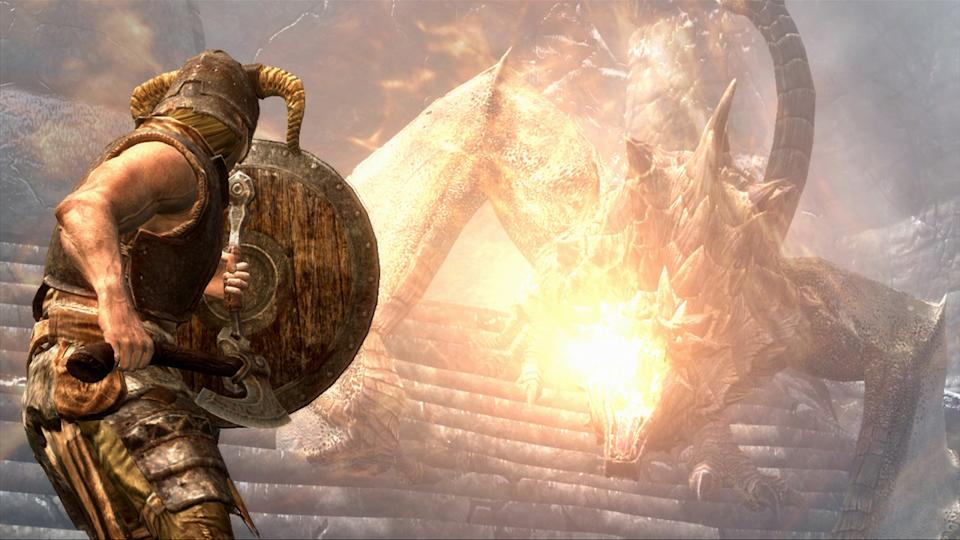 "Bethesda's ""The Elder Scrolls V: Skyrim"" is one of the most popular games ever produced by ZeniMax. (Image: Bethesda)"