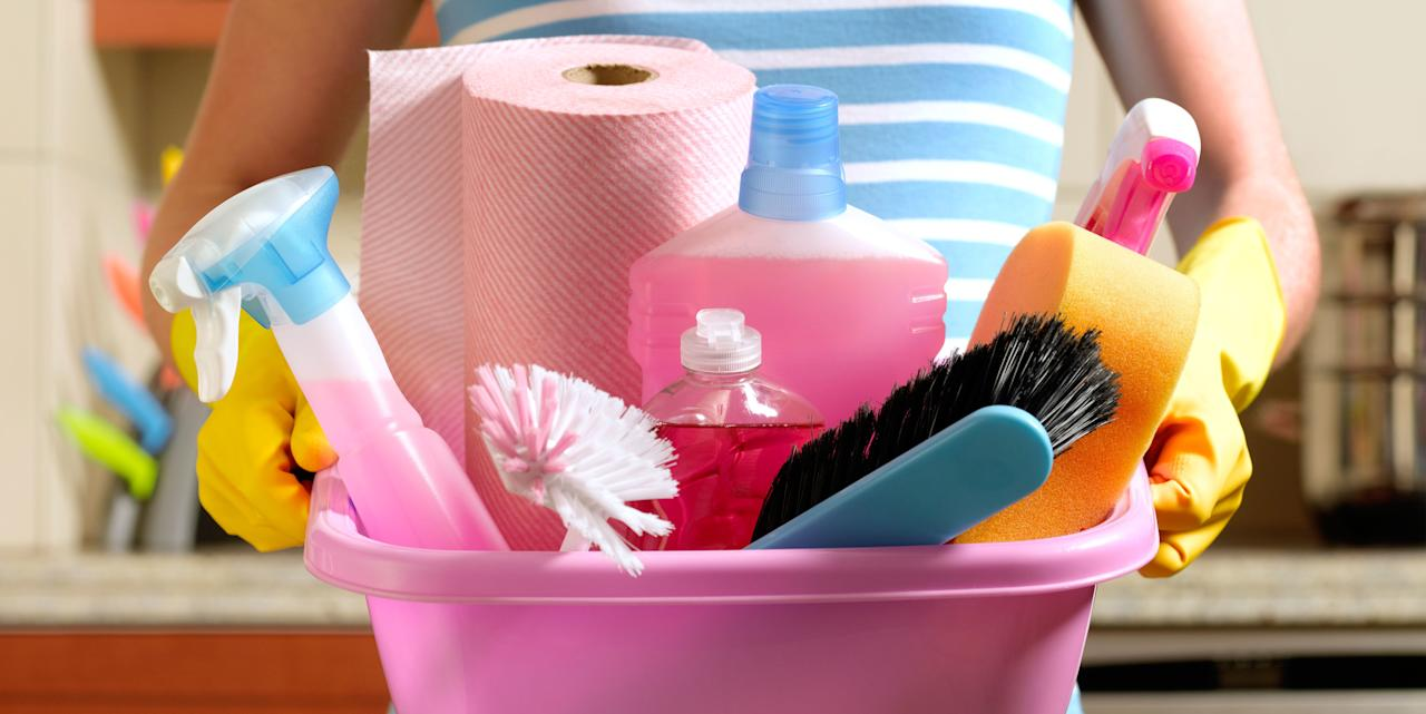 <p>Before you load up on heavy duty supplies. Try these effective and easy tricks that require little effort and supplies that you probably already have on hand.</p>
