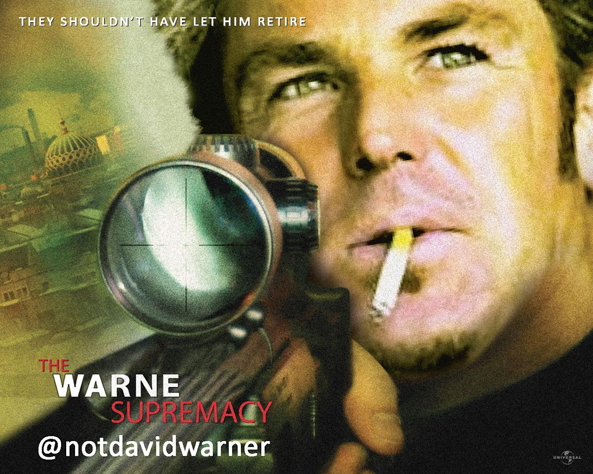 Based on The Bourne Supremacy