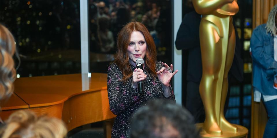 File image: Julianne Moore attends The Academy Of Motion Picture Arts & Sciences party in 2019  (Getty Images)