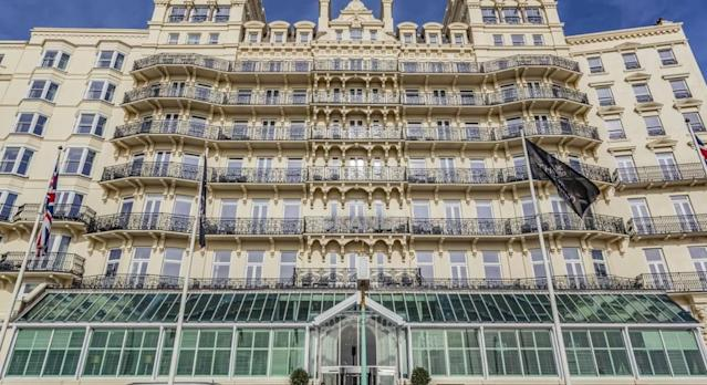 The Grand's Renaissance style offers beach living at its finest. (Booking.com)