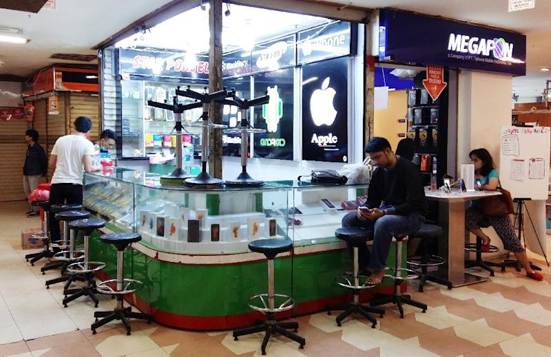Indonesian nationalism takes a bite out of Apple