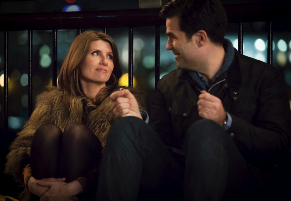 "Sharon Horgan and Rob Delany, ""Catastrophe"""