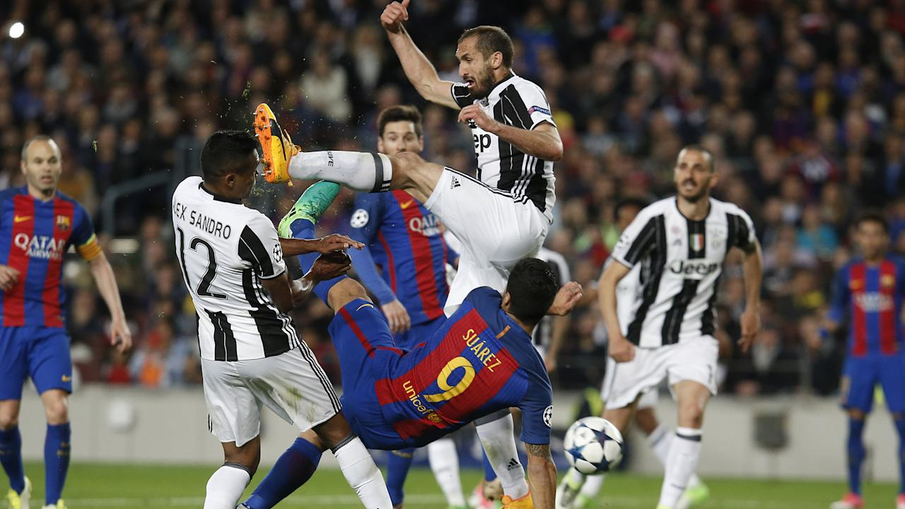 Lionel Messi, Neymar and Luis Suarez were neutralised by Juventus, much to the surprise of the Italy legend