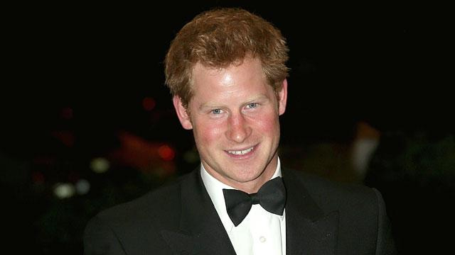 Prince Harry Will Be the 'Fun' Uncle, He Says