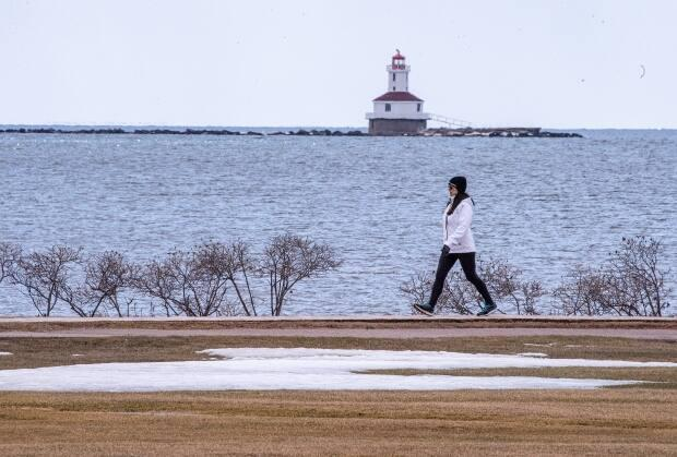 Summerside will provide $400,000 of the $800,000 for work planned for the city's boardwalk. (Brian McInnis/CBC - image credit)