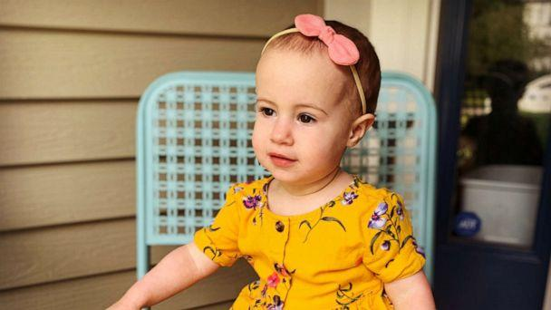 PHOTO: Chloe Wiegand, 18 months, from South Bend, Ind., is pictured in an undated family photo. (Family Photo via Atty Michael Winkleman)