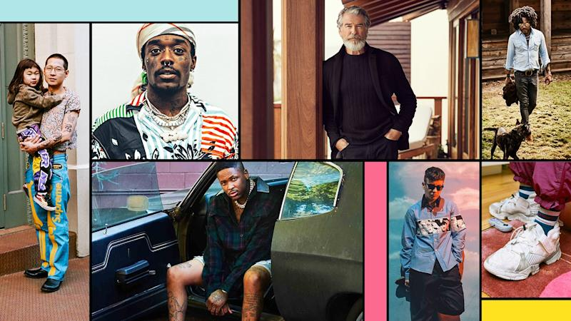 3bb3adcf9 How Pierce Brosnan, Lenny Kravitz, YG and More Found Their Highly Advanced  Personal Style