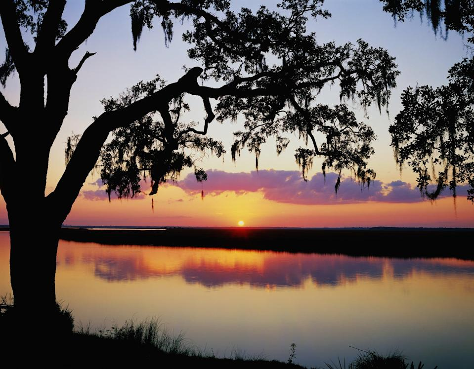 """<p>Set along 30 acres of shoreline, cradled by the Georgia pines, and just 90 minutes from Atlanta is peaceful Lake Oconee. Travelers can enjoy a variety of relaxing or recreational activities for the summer including mountain and water biking, boating, fishing, golfing, and more. Splurge at <a href=""""http://ritzcarlton.com/reynolds"""" class=""""link rapid-noclick-resp"""" rel=""""nofollow noopener"""" target=""""_blank"""" data-ylk=""""slk:The Ritz-Carlton Reynolds"""">The Ritz-Carlton Reynolds</a>, Lake Oconee for the ultimate lakeside retreat and a nature-inspired experience for the whole crew. New in 2021, guests can enjoy transformed two or three-bedroom cottages or the ultra private, three-story Lake House.</p>"""
