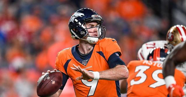 Film preview: Hogan works with whatever the Broncos can give him