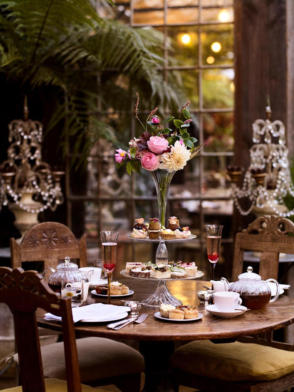 <p>Whether you want to treat someone to a lavish afternoon tea or a sparkling celebration at home, here are a few ideas for how to add spice (or sugar, or salt…) to a loved one's day.</p>