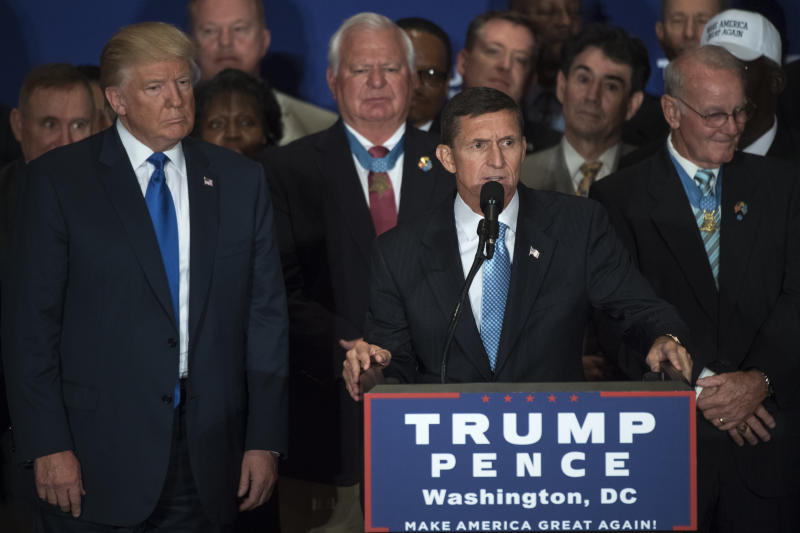 Why Is Donald Trump Sticking By Michael Flynn?