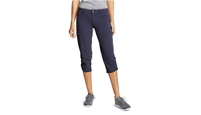 These Horizon Capris have a 4.9 out of five-star review rating. (Photo: Amazon)