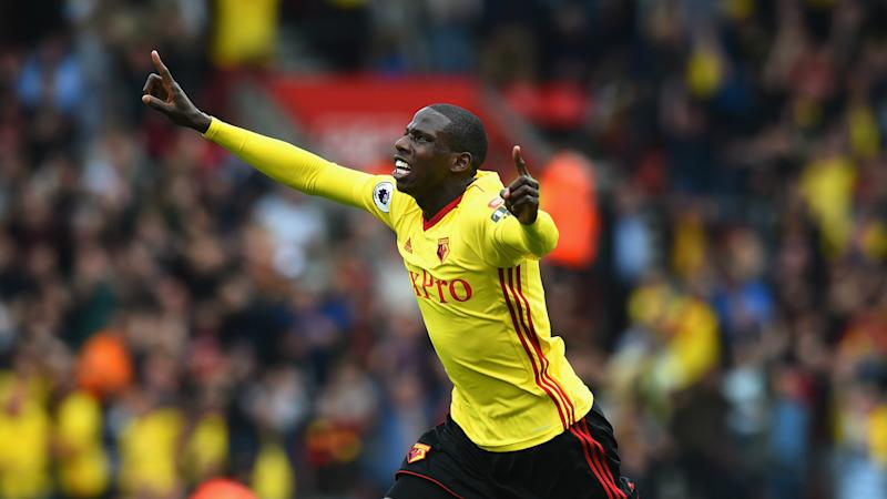 Doucoure: I want to play Champions League football
