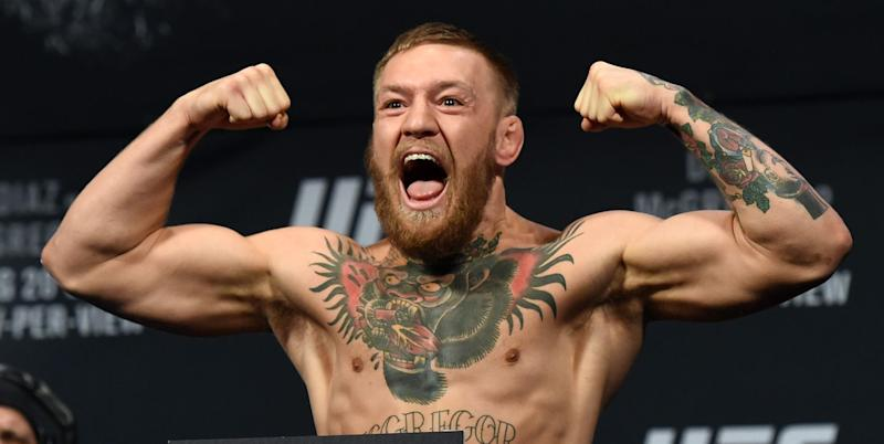 How Conor McGregor Became The Most Notorious Man in Sport bac32613a